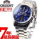 オリエント ネオセブンティーズ ORIENT Neo70's 腕時計 メンズ ホライズン HORIZON クロノグラフ WV0011TY