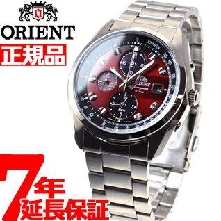 【店内ポイント最大35倍!】オリエント ネオセブンティーズ ORIENT Neo70's 腕時計 メンズ ホライズン HORIZON クロノグラフ WV0031TY