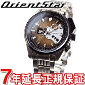 【5%OFFクーポン!2月28日23時59分まで!】オリエントスター ORIENT STAR レトロフューチャー 腕時計 メンズ 自動巻き メカニカル ギターモデル WZ0191DA