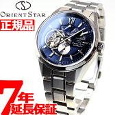 【5%OFFクーポン!2月28日23時59分まで!】オリエントスター ORIENT STAR 腕時計 メンズ 自動巻き モダンスケルトン WZ0191DK【あす楽対応】【即納可】
