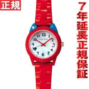 ツモリチサトtsumorichisato腕時計レディースビッグキャットレインボーカラーズラージNTAK003