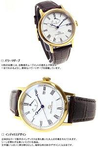 オリエントスターORIENTSTAR腕時計メンズ自動巻きオートマチックエレガントクラシックWZ0321EL
