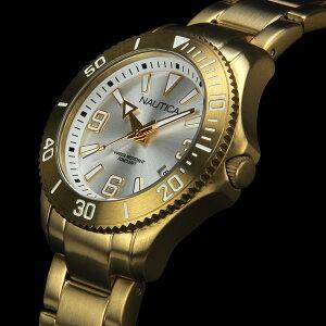 ノーティカNAUTICA腕時計レディースNAC102デイトMA15639M