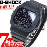 G-SHOCK 電波 ソーラー 電波時計 G-SHOCK ブラック 5600 GW-M5610-1BJF G-SHOCK 腕時計 メンズ タフソーラー デジタル