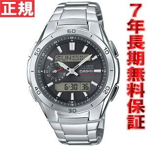 カシオウェーブセプターCASIOwaveceptor電波ソーラー電波時計腕時計メンズアナデジタフソーラーWVA-M650D-1AJF