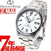 【5%OFFクーポン!2月28日23時59分まで!】オリエントスター ORIENT STAR 腕時計 メンズ 自動巻き オートマチック アーバンスタンダード チタニウム WZ0031AF