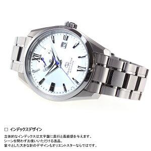 オリエントスターORIENTSTAR腕時計メンズ自動巻きオートマチックアーバンスタンダードチタニウムWZ0031AF