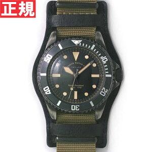 ヴァーグウォッチVAGUEWATCHCo.腕時計BLKSUB+GUIDIBASEホースレザーベルトBS-L-B001