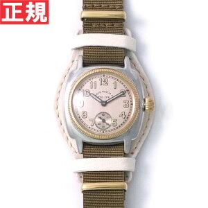 ヴァーグウォッチVAGUEWATCHCo.腕時計COUSSINEARLYMILメンズクッサンミリタリーCO-L-007-08WT