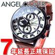 エンジェルクローバー Angel Clover 腕時計 メンズ ダブルプレイ DOUBLE PLAY クロノグラフ DP44BSB-LB