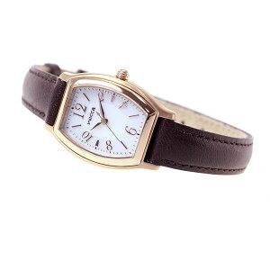 シチズンウィッカCITIZENwiccaソーラーエコドライブ腕時計レディースソーラーテックスタンダードトノーKH8-721-12