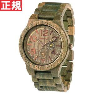 WEWOODウィーウッド腕時計木製マルチファンクションKARDOARMY9818036