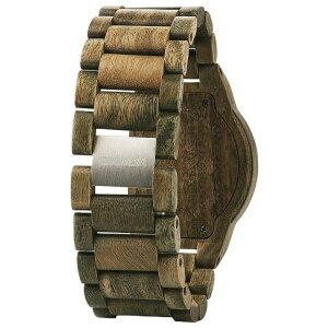 WEWOODウィーウッド腕時計木製マルチファンクションKAPPAARMY9818053