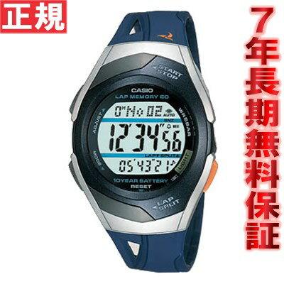 カシオ 腕時計 PHYS LAP MEMORY 60 TOUGH BATTERY 10 STR-300J-2AJF CASIO PROTREK フィズ