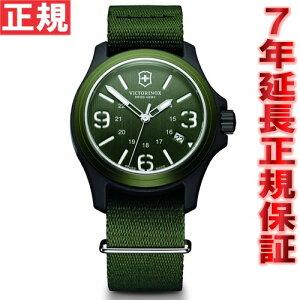 ビクトリノックスVICTORINOX腕時計メンズオリジナルORIGINALヴィクトリノックススイスアーミー241514