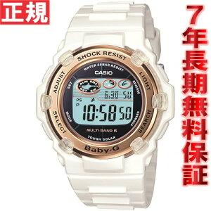 BABY-G ベビーG 電波 ソーラー BGR-3003-7AJF 腕時計 レディース 正規品 送料無料!BABY-G ベビ...