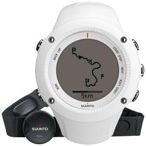 スントアンビット2RHRSUUNTOAMBIT2RHRホワイト腕時計GPS搭載ランニングウォッチSS020658000