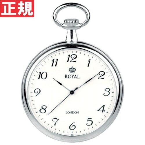 ロイヤルロンドン ROYAL LONDON 懐中時計 ポケットウォッチ オープンフェイス 90014-01