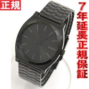 【送料無料】NIXONニクソン腕時計TIMETELLERオールブラックNA045001-00