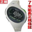 SOMA ソーマ ランニングウォッチ 腕時計 ランワン RunONE 100SL ラージ ホワイト/ブラック NS08008【2016 新作】