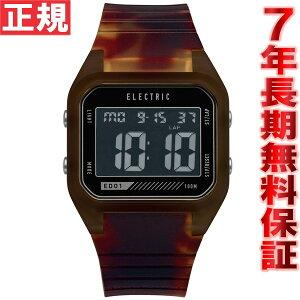 エレクトリックELECTRIC腕時計メンズ/レディースED01PUCLASSICTORTISEED1P2-CLTT