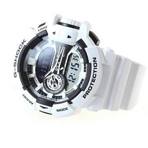 GA-400-7AJFカシオGショックCASIOG-SHOCKハイパーカラーズ腕時計メンズホワイト白アナデジGA-400-7AJF