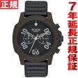 ニクソン NIXON レンジャークロノレザー RANGER CHRONO LEATHER 腕時計 メンズ クロノグラフ ブロンズ/ブラック NA9402138-00【2016 新作】