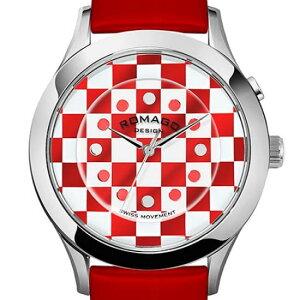 ロマゴデザインROMAGODESIGN腕時計メンズ/レディースFASHIONCODEファッションコードRM052-0314ST-RDWH