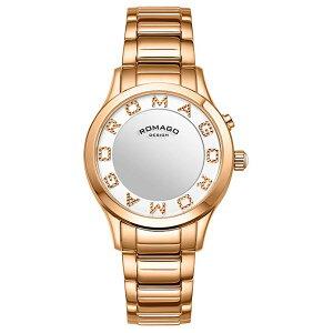 ロマゴデザインROMAGODESIGN腕時計メンズ/レディースATTRACTIONアトラクションRM067-0162SS-RG