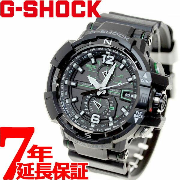 腕時計, メンズ腕時計 34G-SHOCK G SKY COCKPIT GW-A1100-1A3JF