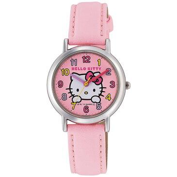 Q&Q キューアンドキュー ハローキティ HELLO KITTY 腕時計 レディース シチズン CITIZEN HK15-002【バーゲン】