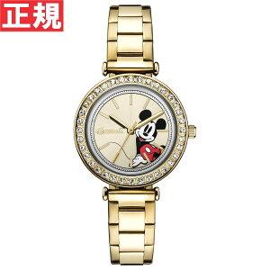 インガソールディズニーINGERSOLLDisney腕時計レディースUNIONCOLLECTION3針ミッキーID00304