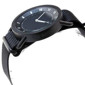 ティッドウォッチズTIDWatches腕時計メンズ/レディースNo.1コレクションTID01-BK/NBK