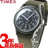 タイメックス TIMEX ヘリテージコレクション オリジナル キャンパー 完全復刻モデル Heritage Collection Original Camper 腕時計 メンズ TW2P88400
