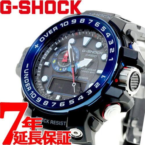 GWN-1000B-1BJF G-SHOCK Gショック ガルフマスター 電波 ソーラー 電波時計 腕時計 メンズ アナデ...