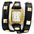 ラメール コレクション LA MER COLLECTIONS 腕時計 PYRAMID STUD ピラミッドスタッド LMLW1010A