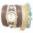 ラメール コレクション LA MER COLLECTIONS 腕時計 STONE COLLECTION ストーンコレクション LMMULTI7005