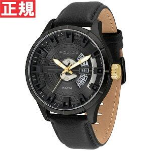 ポリスPOLICE腕時計メンズMALLETマレット14678JSB-02【2016新作】