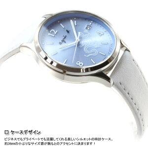 アニエスベーagnesb.腕時計メンズ/レディースレザールFBSD956