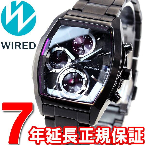 687e74c1da セイコー ワイアード SEIKO WIRED 腕時計 メンズ リフレクション REFLECTION クロノグラフ AGAV126【2016  新作】【あす楽対応】【即納可】-メンズ腕時計