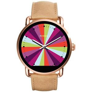 フォッシルFOSSILスマートウォッチウェアラブルQWANDERQワンダー腕時計メンズ/レディースFTW2102【2016新作】【正規品】【送料無料】