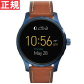 フォッシル FOSSIL スマートウォッチ ウェアラブル Q MARSHAL Qマーシャル 腕時計 メンズ/レディース FTW2106【2016 新作】【正規品】【送料無料】