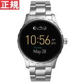 フォッシル FOSSIL スマートウォッチ ウェアラブル Q MARSHAL Qマーシャル 腕時計 メンズ/レディース FTW2109【2016 新作】【正規品】【送料無料】【サイズ調整無料】