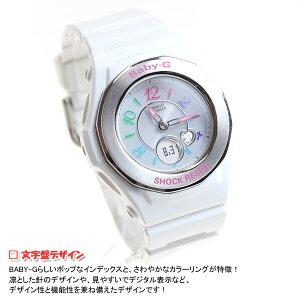 BABY-GカシオベビーGレディース腕時計電波ソーラー時計TripperトリッパーBGA-1020-7BJF【あす楽対応】【即納可】