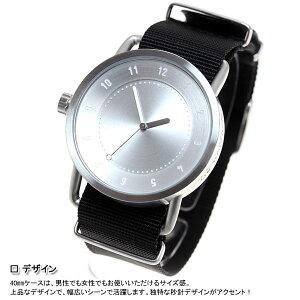 ティッドウォッチズTIDWatches腕時計メンズ/レディースティッドウォッチNo.1コレクションTID01-SV/NBK【2016新作】【対応】【即納可】