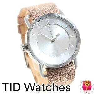 ティッドウォッチズTIDWatches腕時計メンズ/レディースティッドウォッチNo.1コレクションTID01-TWSV/SALMON【2016新作】【対応】【即納可】