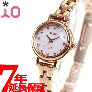 オリエントイオORIENTiOソーラー腕時計レディースフラワーWI0411WD