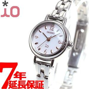 オリエントイオORIENTiOソーラー腕時計レディースフラワーWI0431WD