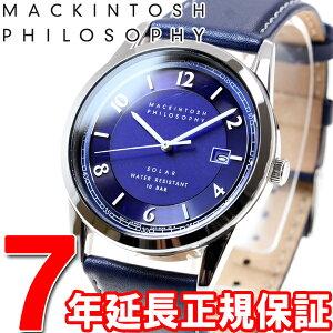 マッキントッシュフィロソフィーMACKINTOSHPHILOSOPHYソーラー腕時計メンズペアウォッチFBZD995