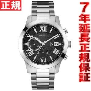 ゲスGUESS腕時計メンズアトラスATLASクロノグラフW0668G3【2016新作】